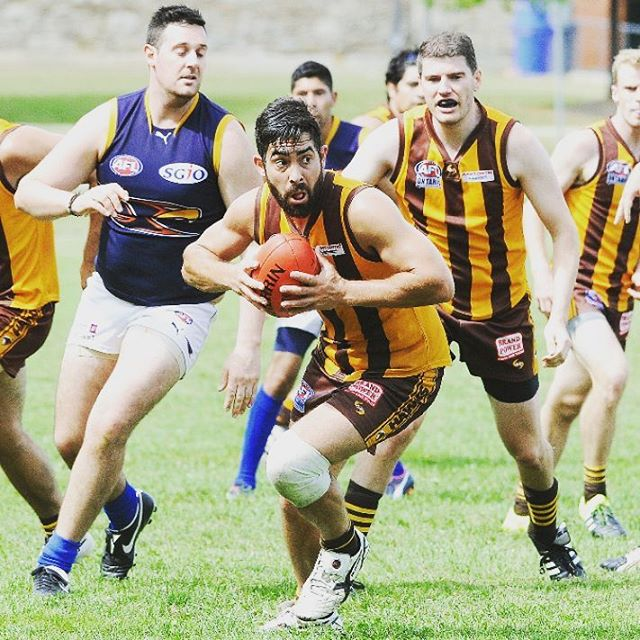 Tomorrow is game day!  Come see the Hawks take on the Dingos - 4pm at Humber South  New faces always welcome!  #footy #torontosports #hawkcity #broadviewhawks #hawks #toronto