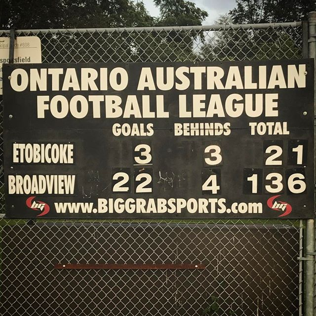 Big win for the boys. Thanks for the @etobicokeroosafc for matching numbers and for the Tuesday night match!  T Mentiplay with a massive 13 goal bag.
