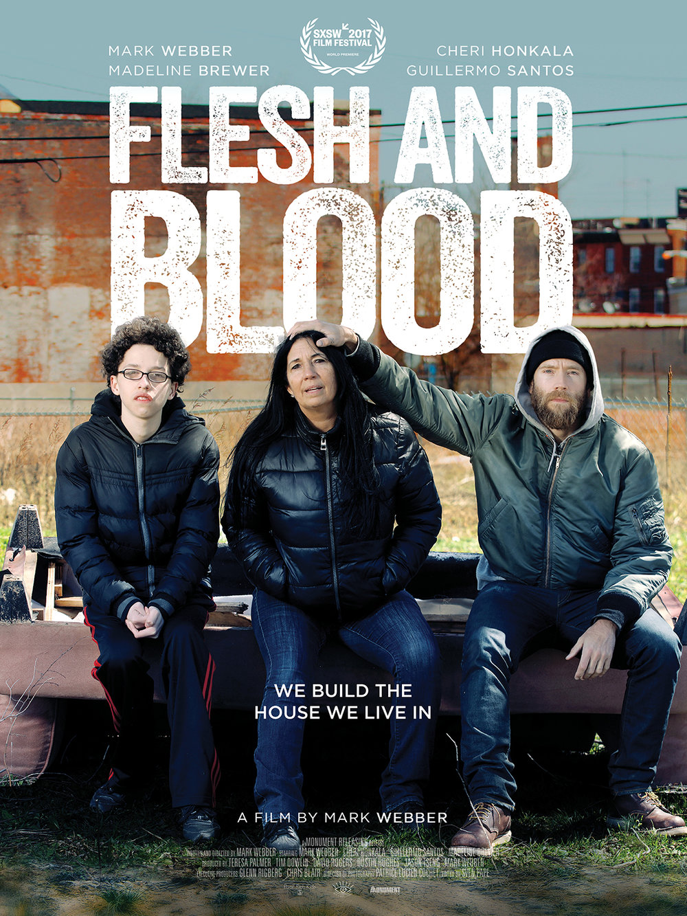 Flesh and Blood Official Poster