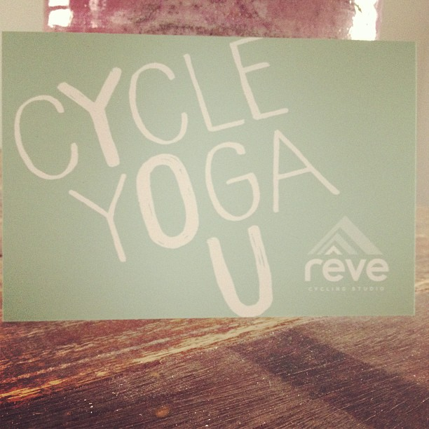 Cycle Yoga U?