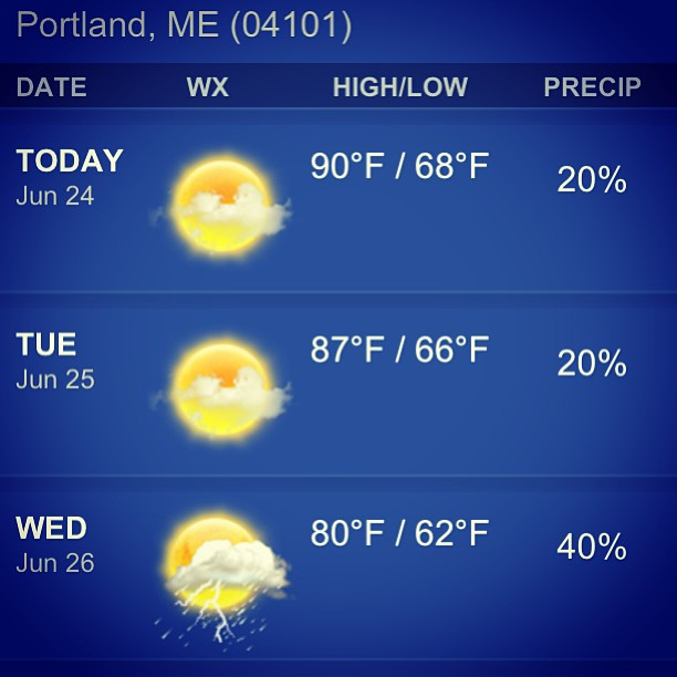 Portland, we are in for a hot few days. If you need a cool place to exercise come take a spin class at Rêve!