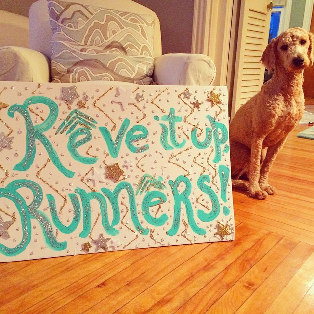 Best of luck to all our amazing Rêvers who are running the Maine Marathon and Half Marathon tomorrow! Rags is very excited to cheer for everyone on the Boulevard. We'll see you out there!