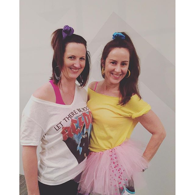 We want to extend a HUGE thank you to these two rock stars, Dana Lesniak (l) & Deborah Giroux (r), who organized the 80s theme ride last night to benefit the Maine Cancer Foundation. Also, a big thanks to all the Rêvers who came out to support the cause! Together, we raised over $550!