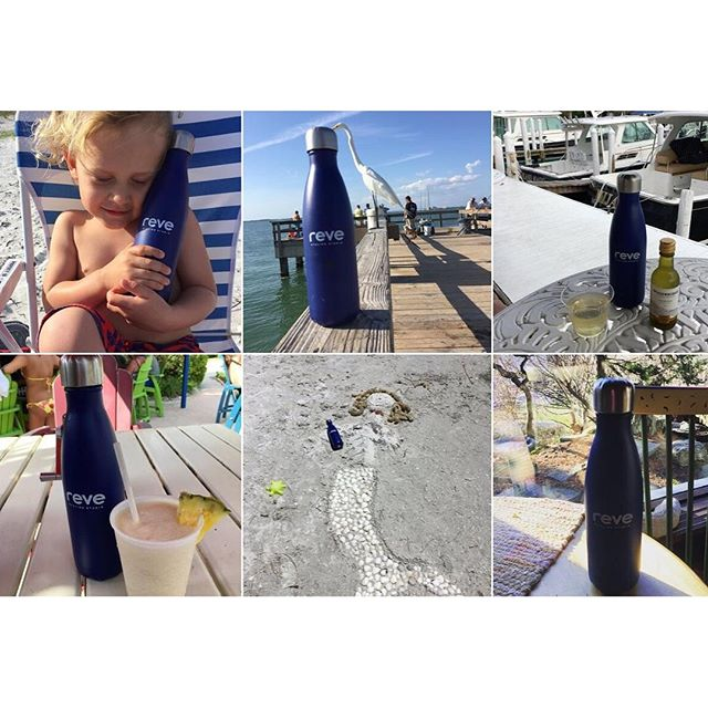 Congratulations to our #RêveOnTheRoad winner Kathleen Duddy (@duddykm) who took her Rêve Swell bottle on some excellent adventures over the last month.