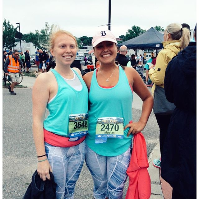 On the blog: We catch up with Meg C, Ally, Addie, and Erin about their Old Port Half Marathon experience. Check it out!