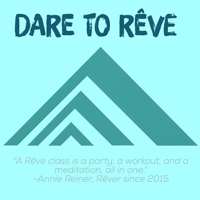 For Annie Reiner, Rêve is equal parts , 🏼, and . Why do you Dare to Rêve?