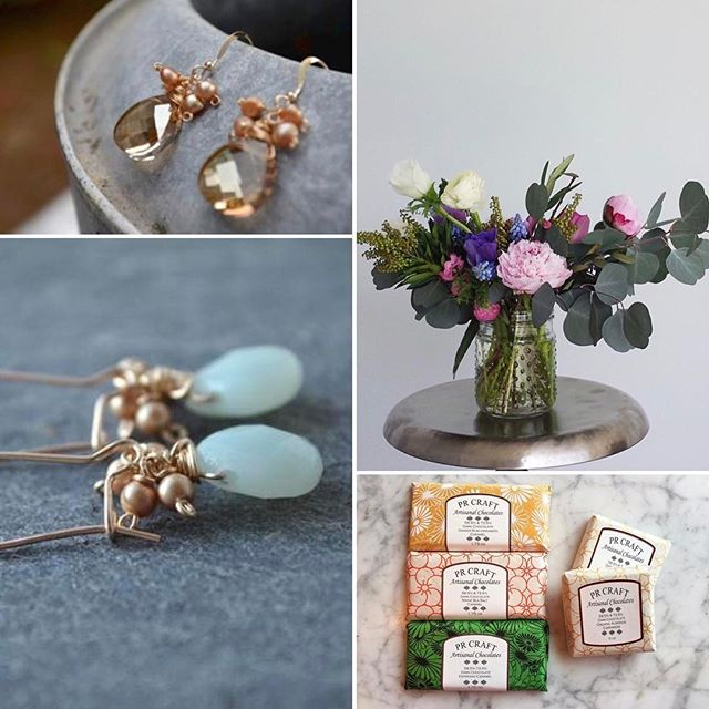 The ultimate #wcw is all the amazing mothers in our lives. Come find the perfect gift at our Mother's Day pop up on May 13th, 8-noon, featuring Meg Hannan Designs, PR Craft Confections, and Watershed Floral!