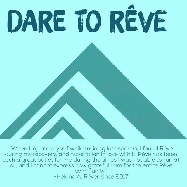 Why do you Dare to Rêve? #motivationmonday
