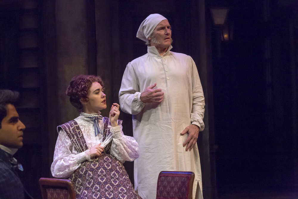 A Christmas Carol! - Sara just returned to New York from a successful run of Cincinnati Playhouse in the Park's 28th annual production of A Christmas Carol. Check back for more news soon!