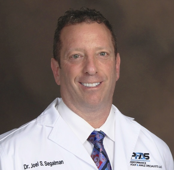 dr joel segalman sports medicine podiatrist foot doctor