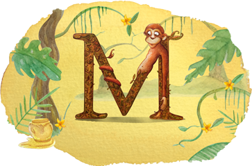 Letter-M-Monkey-Free-Children-Small.png