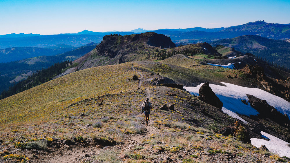 Pacific Crest Trail -