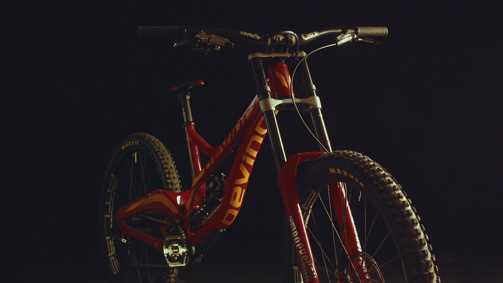 DeVinci Cycles - Wilson 29er