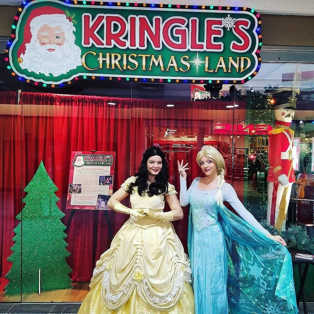 Kringles Christmas Land - Come visit us for this spectacular holiday event every Christmas season!
