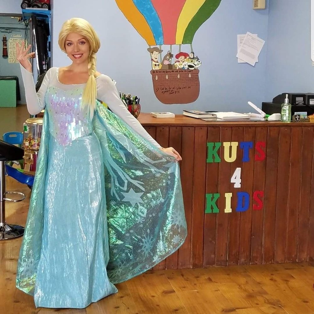 Kuts 4 Kids - The most well known childrens hair cuttery in all of Tulsa.
