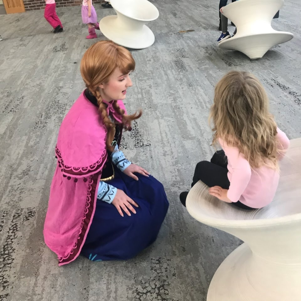 Valley Fair Mall - Join our characters for Toddler Tuesday every month!