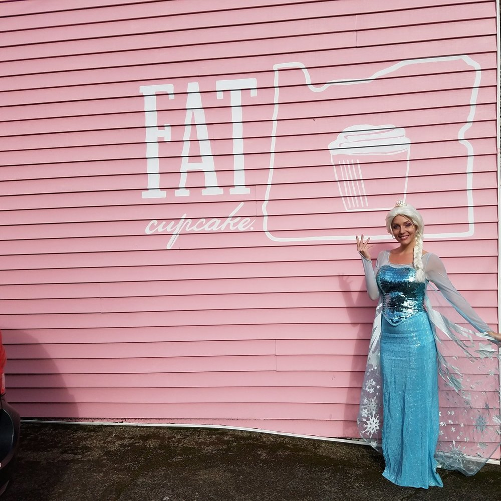 Fat Cupcake - Our favorite cupcake shop in all of Portland!