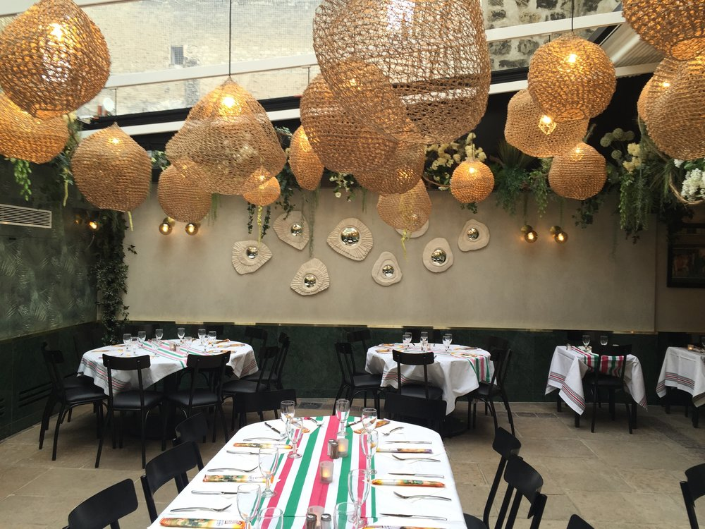 Restaurant Livio Neuilly sur Seine France