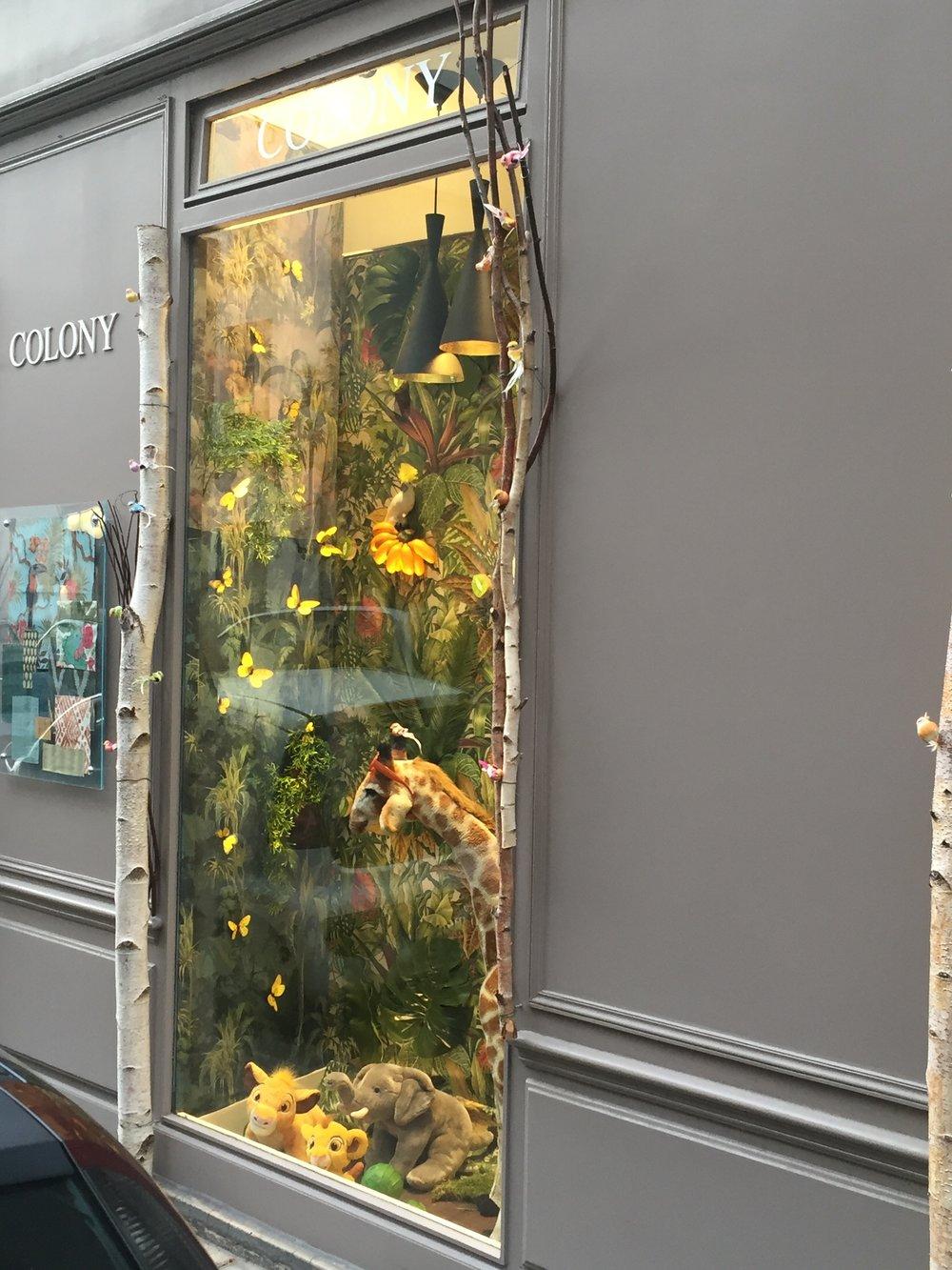 Les Off de l'art et du design végétal 2016 Showroom Cleo C Paris VI France