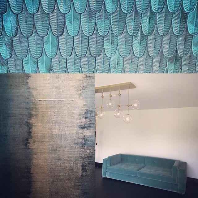 #project #onthego #celadon #black #laiton #architecture #interiordesign #decoration #decorhome #archiinterieur #homedecor #homedesign #decointerieur #aureliasantoni #aureliasantoniarchitectureinterieure @aureliasantoni