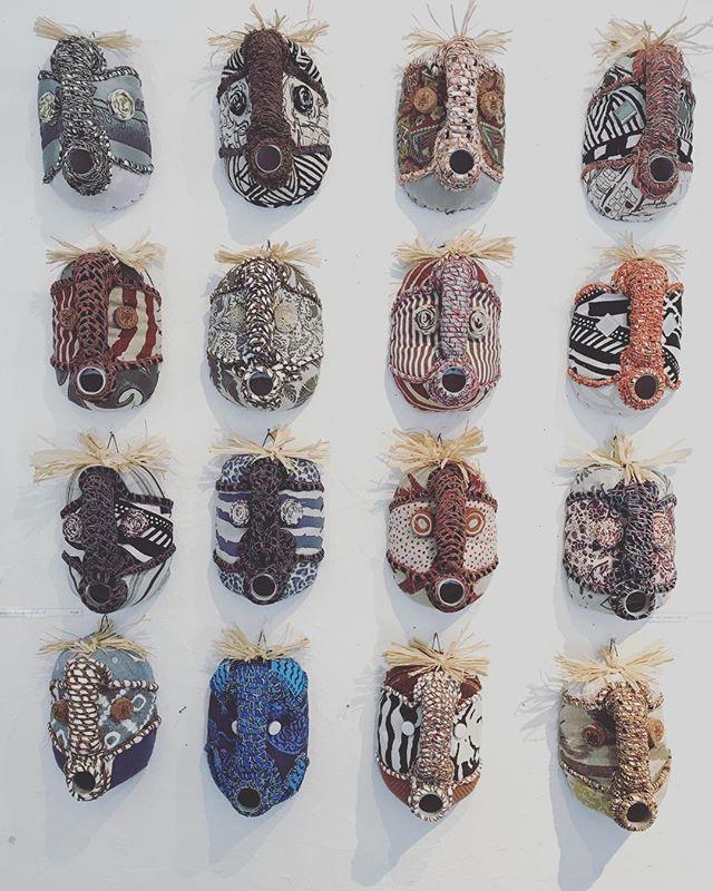 #project #scenography #installation #arty #recup #masqueafricain #artepovera #aureliasantoni #aureliasantoniarchitectureinterieure @aureliasantoni