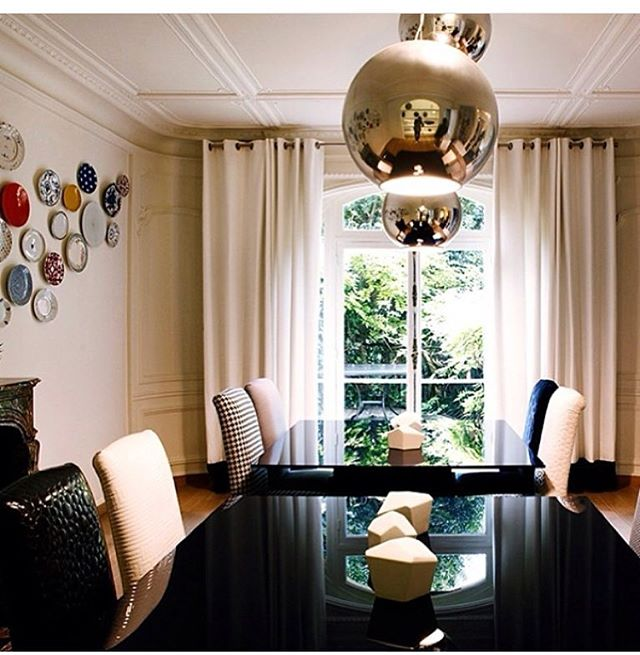 #chantier #neuillysurseine #diningroom #part2 #interiordesign #decoration #architecture #decorhome #homedecor #aureliasantoni #aureliasantoniarchitectureinterieure @aureliasantoni