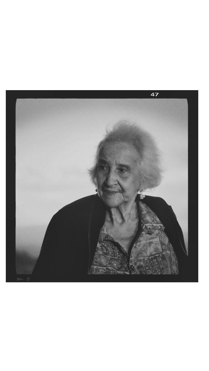 Abuela María by Omar Z. Robles