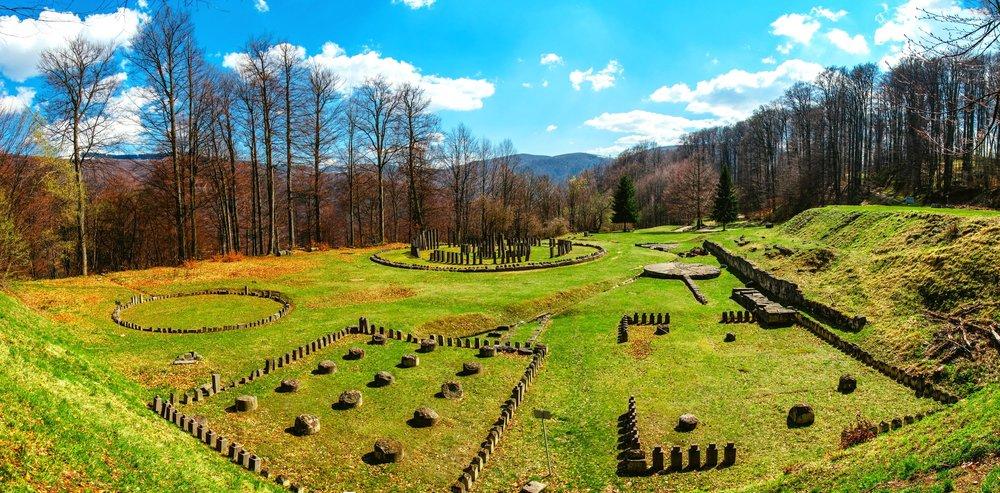 Sarmizegetusa Regia, Romania