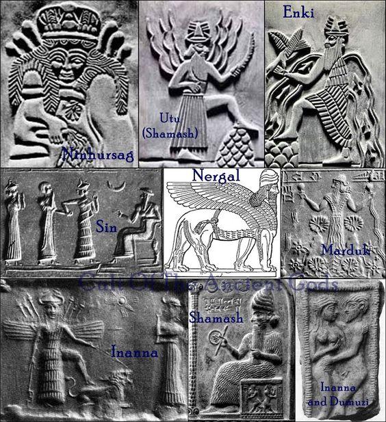 Annunaki Gods