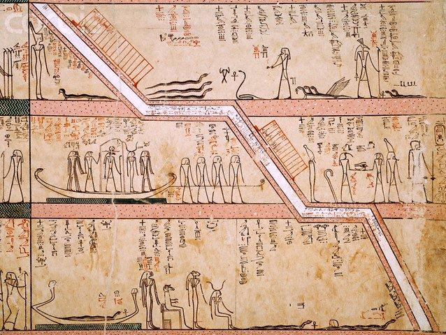 Duat: the Realm of the Dead