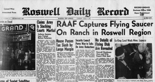 Roswell-Daily-Record-Newspaper-on-UFO-Crash-Site-656x348.png
