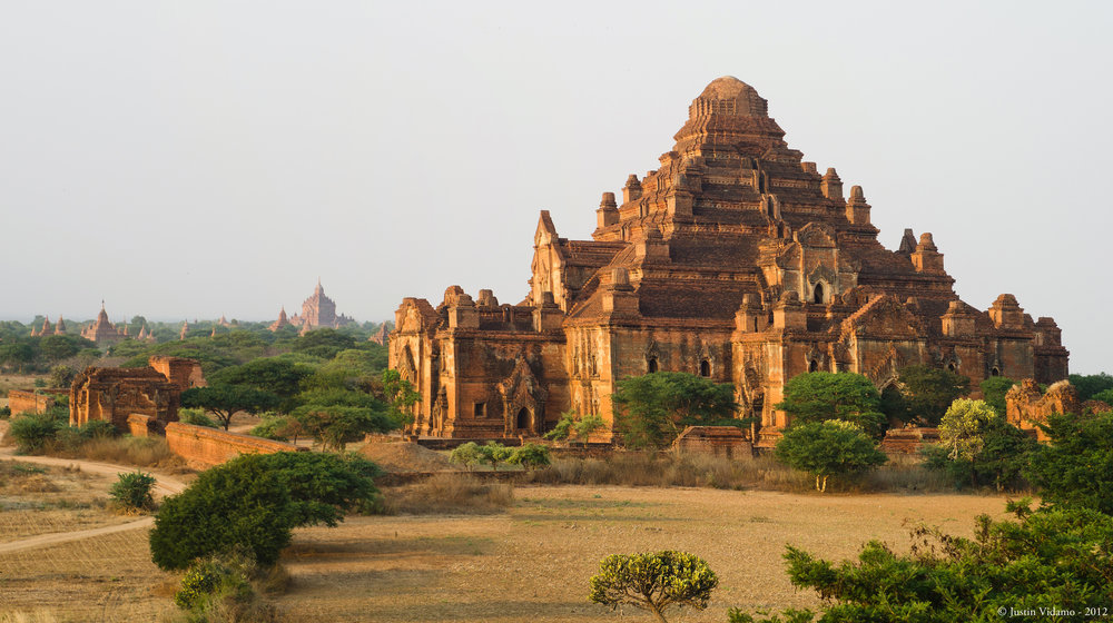 Pyramid Dhammayangyi Temple Bagan Myanmar.jpg