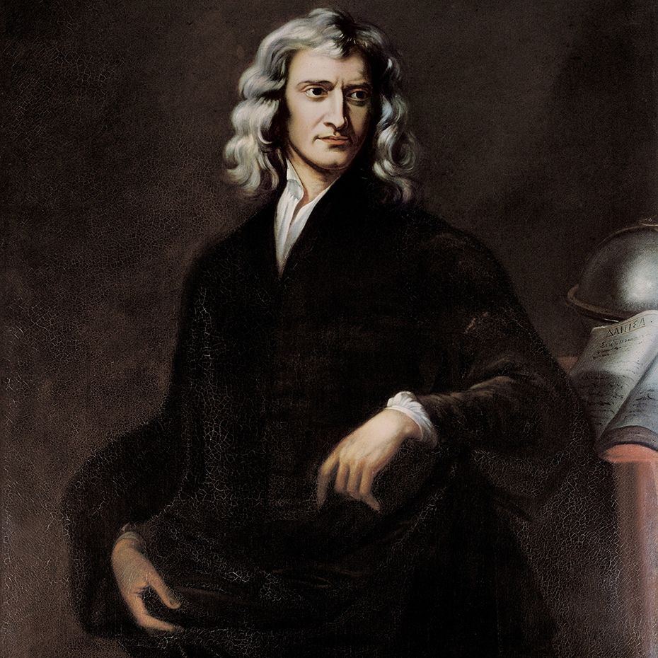 IS-BE: Sir Isaac Newton