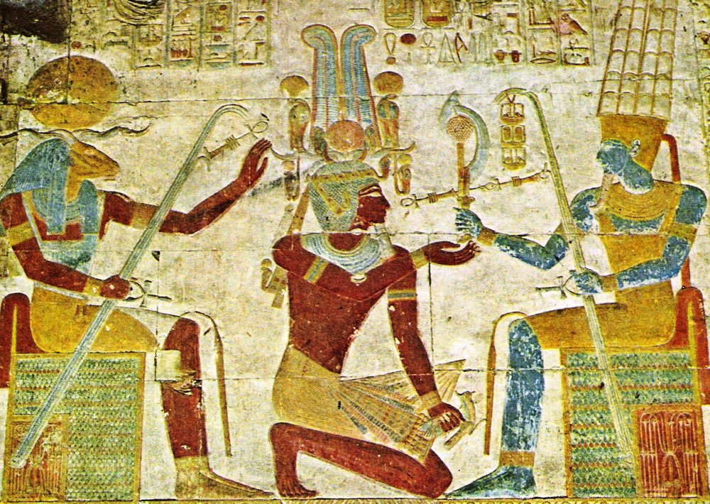 Priests of Amun -