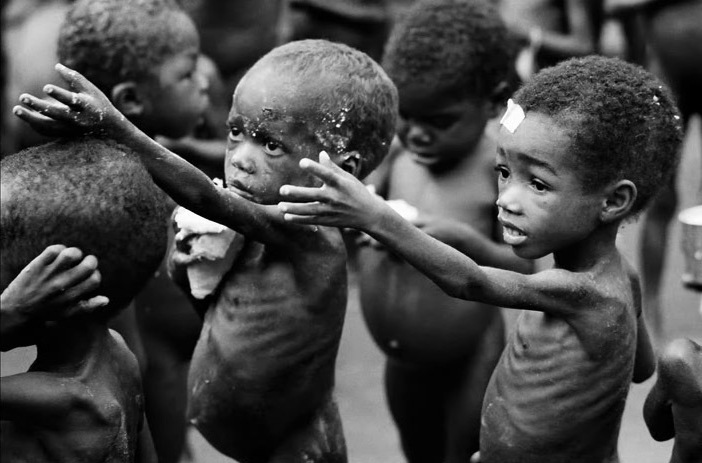 2 Billion people are starving on this planet - Due to this mentality.