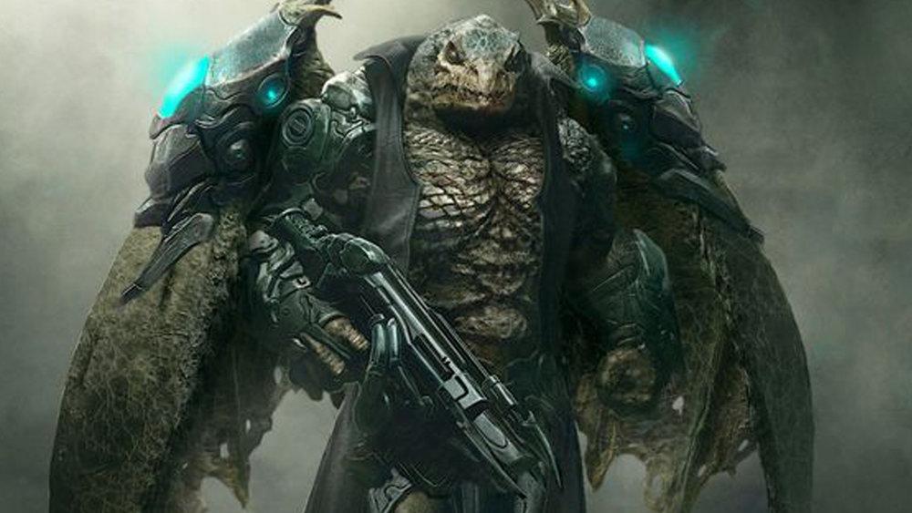 orion Reptilians -
