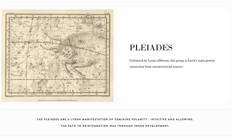 Lyrans Pleiadians
