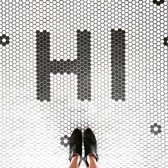 Hey 👋🏻 Wednesday!  Penny Round Tile ⚪️⚫️ design inspiration for an upcoming boys bathroom we are working on. ➕✖🖤 📷 Pinterest . . . . . . . #designdetails #interiorinspiration #interiordesignmoments #designisinthedetails #houseandhome #interior4all #interior2you #interiorandhome #interiordesire #homeinspo #designoftheday #bathroomdesign #bathroomtiles #bathroomdecor #bathroominterior #bathroominspiration #OCInteriorDesigner #OrangeCountyHomes #OCHomes #instadesign #interiorstyle #interior123 #prettytiles #pennyroundtiles #flashesofdelight #bathroomsofinstagram #bathroomgoals #bathroomremodel
