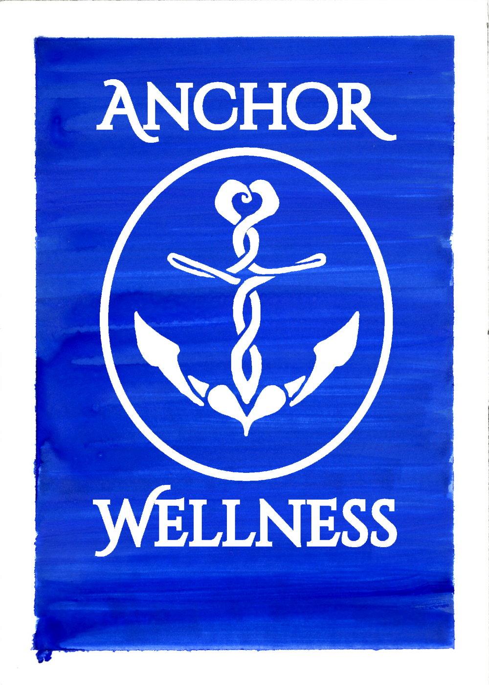 Copyright 2015 Anchor Wellness