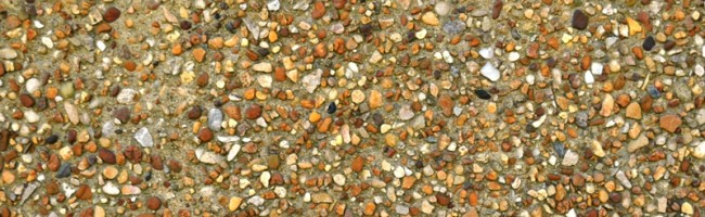 AGGREGATES - From River Rock to 67 stone to concrete sand.