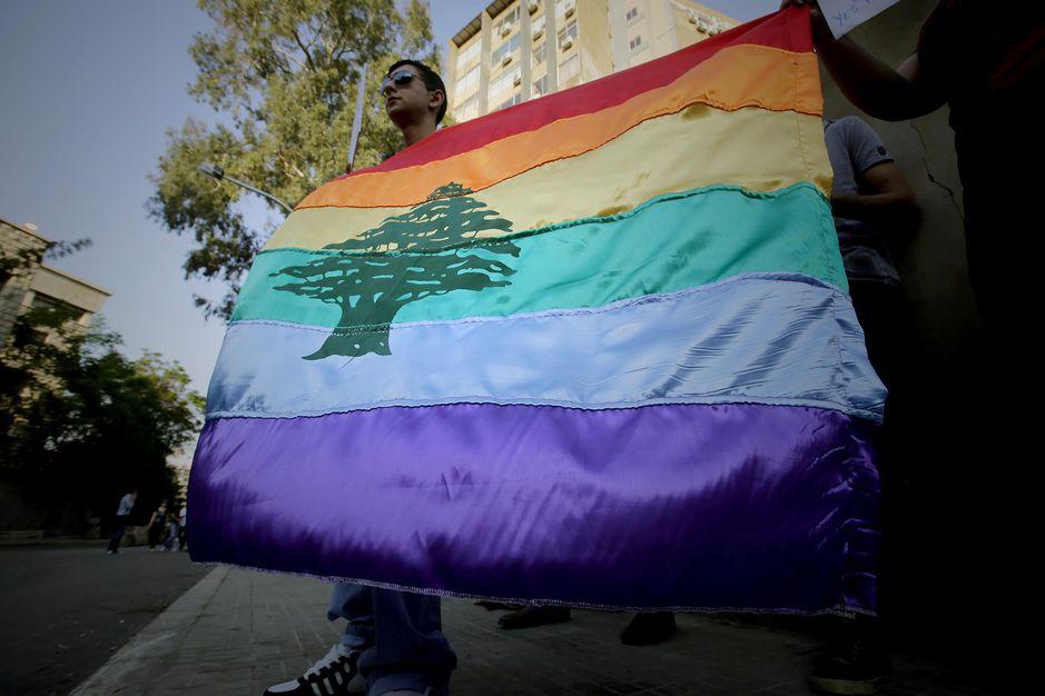 La deuxième édition de la gay pride au Liban a été annulée (image d'illustration).Joseph Eid / AFP