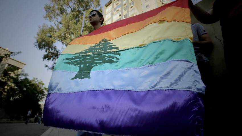 In Lebanon the LGBT community usually faces marginally better than in other Arab states [Getty