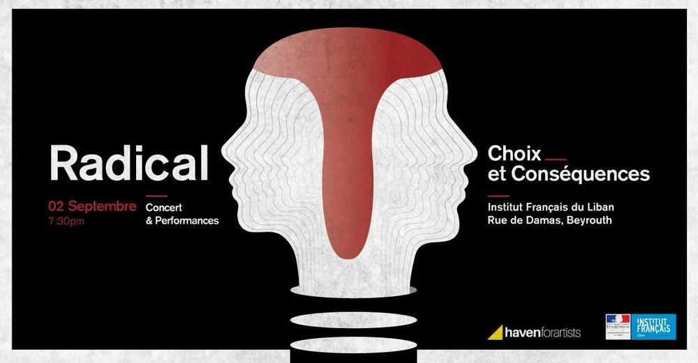 """Affiche de l'événement """"Radical"""""""