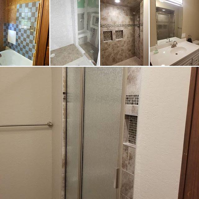 11B - bathroom remodel