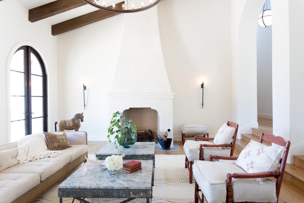 Spanish Farmhouse -