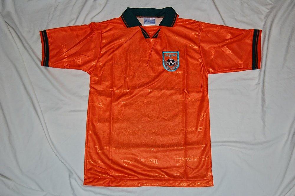Bangladesh football shirt