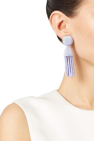 The Tassel Earring