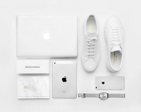 The Tech Wardrobe