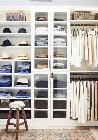 A Guide to Beautiful Closets