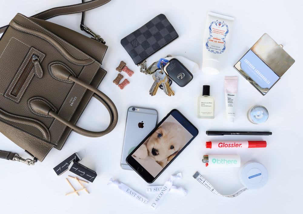 what's in her bag - the scout guide, austin